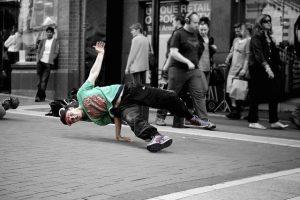 רקדני היפ הופ